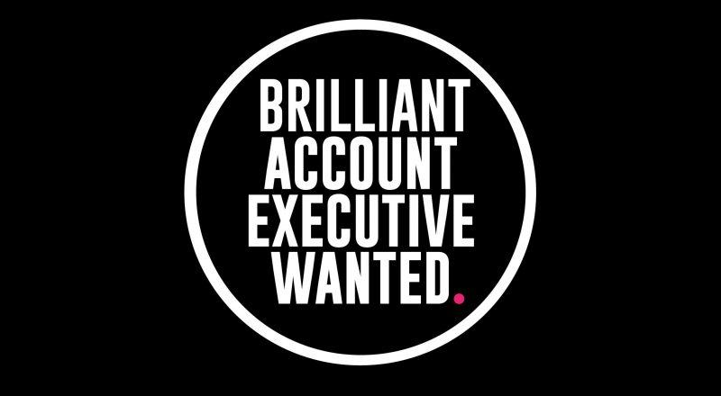 Account Executive Wanted Jump Agency